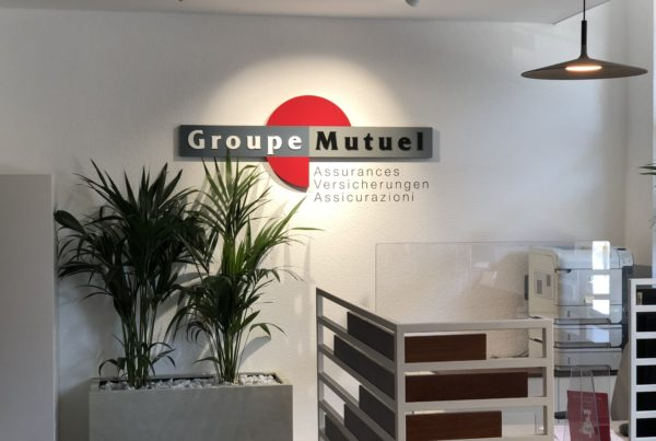 Groupe Mutuel nouvelle sucursalle